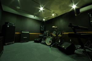 B Studio内の写真